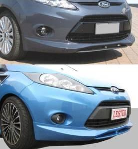 Bilde av Ford Fiesta (09-13), frontspoiler (karbonfiber)
