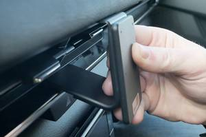 Bilde av Mazda MX-30, monteringsbrakett