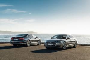 Bilde av Audi A8 (18-) D5, monteringsbrakett