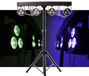 Bilde av Scandlight T-BAR Lightset MKII  Lyssettpakke RGBW