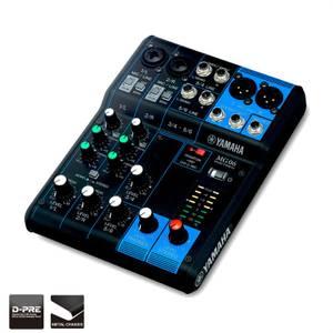 Bilde av Yamaha MG06 Mixing Console
