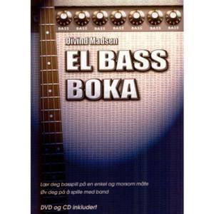 Bilde av Elbassboka 1 + DVD