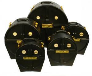 Bilde av Hardcase Standard Drum Case Kit