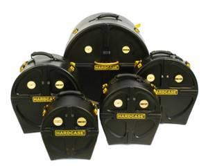 Bilde av Hardcase Fusion 2 Drum Case Kit