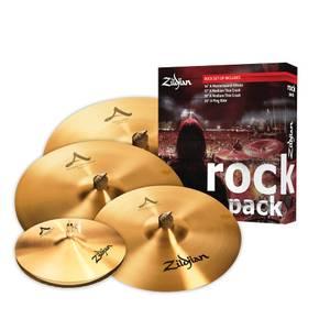 Bilde av Zildjian A0801R Rock Pack - Cymbalpakke