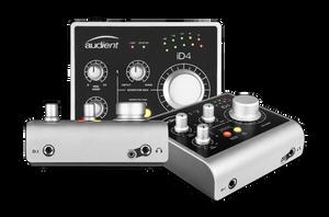 Bilde av Audient iD4 2in/2out Audio Interface