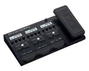 Bilde av Zoom G3Xn gitar effektpedal og amp simulator