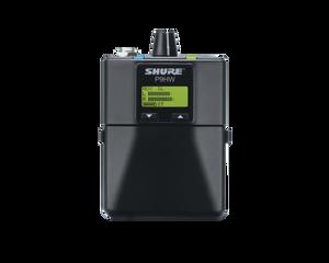 Bilde av Shure PSM900 Wired Bodypack Personal Monitor