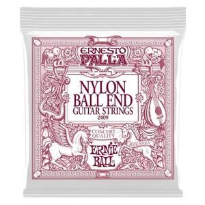 Bilde av Ernie Ball EB-2409 Nylon ball-end strings. Medium