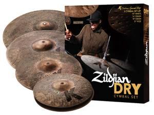 Bilde av Zildjian K Custom Special Dry Promo Set