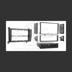 Bilde av CONNECTS2 Premium monteringskit 2-DIN MB Sprinter / VW Crafter