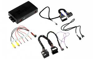 Bilde av CONNECTS2 Ryggekamera/Speilingsadapter Audi m/MMI 3G/3G+ (2009-2