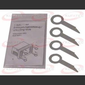 Bilde av KUFATEC uttrekksverktøy VW/Ford/Audi/Seat/Skoda/Mercedes (4 x)
