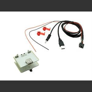 Bilde av  Connects2 USB integrasjons sett 500L (2012 -->) / 500X/Ducato (