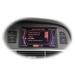 Bilde av KUFATEC FISTUNE DAB/DAB+ - AUDI  Audi m/MMi 2G Low /OEM DAB (se