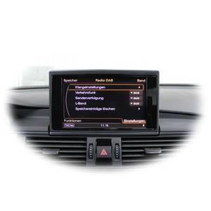 Bilde av KUFATEC FISTUNE DAB/DAB+ - AUDI  Audi m/MMi 3G/3G+ (se egen list