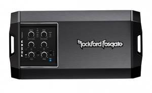 Bilde av ROCKFORD FOSGATE, T400X4AD, POWER 4 x 100W