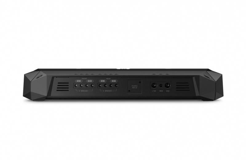 JBL CLUB704, 4 kanals forsterker, 4x70 Watt
