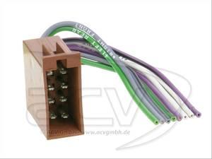 Bilde av  ISO universalkobling høyttaler