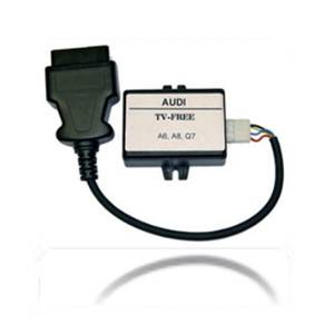 Bilde av CAS Video in motion interface  Audi m/MMI 2G (CAN-BUS)