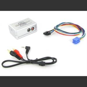 Bilde av .Connects2 AUX interface Peugeot 2002 --> m/Mini-ISO (RD3)