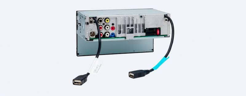 SONY XAV-AX5550D, AV MEDIA RECEIVER  7