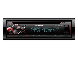 Bilde av Pioneer DEH-S720DABAN Ny CD-tuner med DAB+, Bluetooth, USB, DAB+