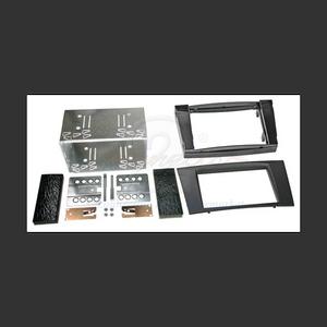 Bilde av CONNECTS2 Premium monteringskit 2-DIN E 2003-2009) / CLS (2004-2