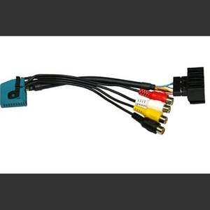 Bilde av CAS Multimedia adapter+ryggekamera  BMW m/original TV-tuner