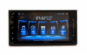 Bilde av Android headunit for Toyota/Subaru Wide 2-DIN