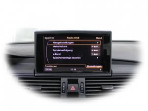 Bilde av FISTUNE® DAB/DAB+ til Audi MMI RMC