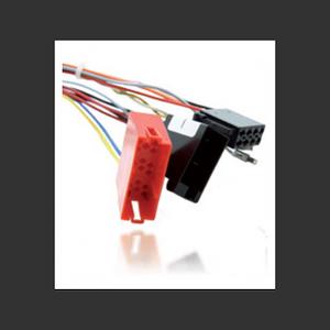 Bilde av CAS Rattfjernkontroll adapterkabel Skoda m/CAN-BUS & mini-ISO