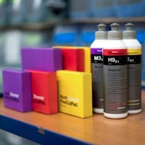 Bilde av Koch Chemie Poleringspakke liten