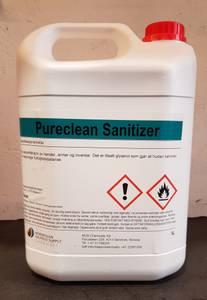 Bilde av Pureclean Sanitizer Desinfeksjon 85% Etanol