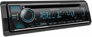 Bilde av Kenwood KDCBT740DAB, CD Radio med DAB+, USB og AUX