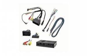 Bilde av METRA Alt-i-ett adapter (m/multif.ratt) Chrysler/Dodge/Fiat/Jeep
