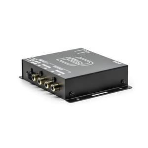 Bilde av DD Audio DDSC4 høy/lavnivå adapter 4 kanals