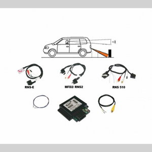 Bilde av .CAS Ryggekamera interface Passer Audi A3/A4/TT/R8 m/RNS-E