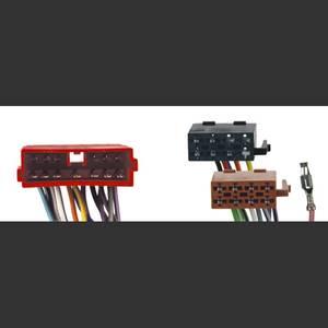 Bilde av CONNECTS2 ISO-adapter, Se egen liste  Citroen/Peugeot (-->2004)