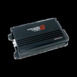 Bilde av  Cerwin Vega XED6004D XED series 600W MAX 4-ch amplifier