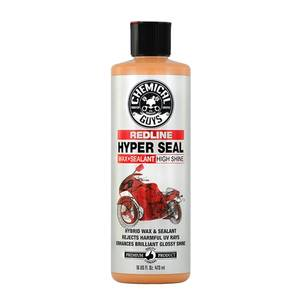 Bilde av CHEMICAL GUYS MOTO LINE - REDLINE HYPER SEAL HIGH SHINE WAX AND