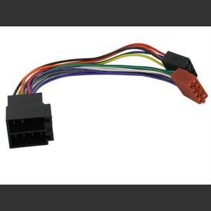 Bilde av CONNECTS2 ISO-adapter Universal ISO - Hun/Han Invertert