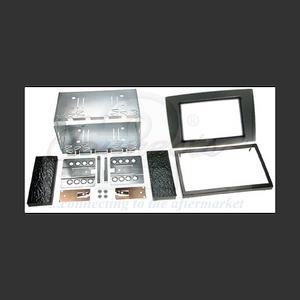 Bilde av CONNECTS2 Premium monteringsramme 2-DIN Volvo XC90 (2003 -->)