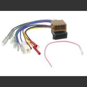 Bilde av CONNECTS2 ISO-adapter Universal ISO - Hun