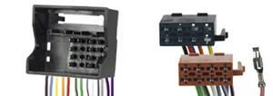 Bilde av ConnectED ISO-adapter BMW/Land Rover (Quadlock/40-pins)