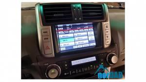 Bilde av norDAB Premium DAB-integrering Lexus & Land Cruiser (2009-2015)