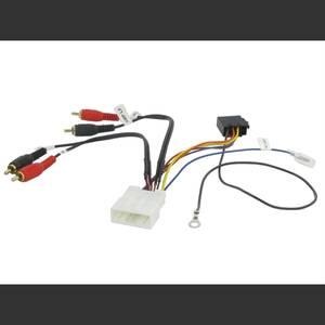 Bilde av CONNECTS2 ISO-adapter, Se egen liste Nissan (2007->) m/Aktivt hø