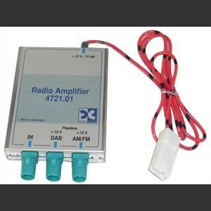 Bilde av Antennetensystem FM/DAB antenneadapter Konverterer FM antenne ti