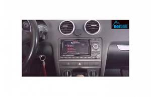 Bilde av norDAB Premium DAB-integrering Audi Audi m/RNS-E (2009 - 2015)