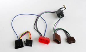 Bilde av ConnectED aktiv ISO-adapter Audi/VW m/mini-ISO & non-Bose system